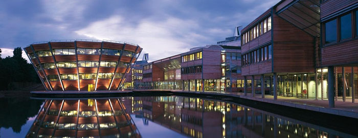 Jubilee Campus, University of Nottingham